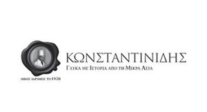 Κωνσταντινίδης Γλυκά με ιστορία από τη Μικρά Ασία