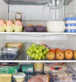 Απορρόφηση Μυρωδιάς Ψυγείου
